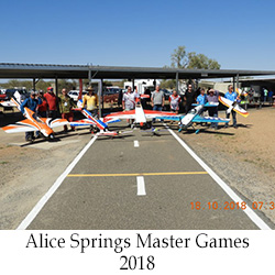 Alice Springs Masters Games 2018 cover